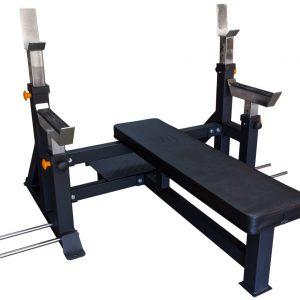 DELUXE súťažná Bench Press lavica