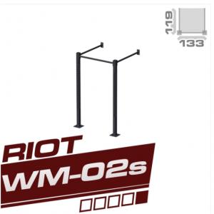 RIOT WM-02s SINGLE CUBE RIG
