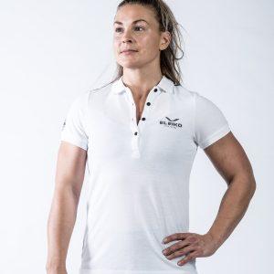 Tričko ženské Energy Polo - White