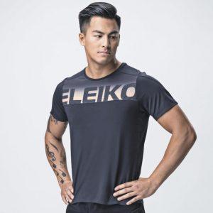 tričko Elevate - Jet Black