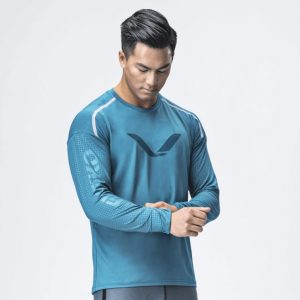Tričko s dlhým rukávom Grip - Deep Dive