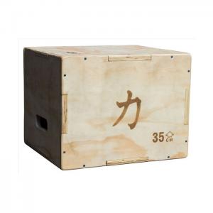 drevený plyo box