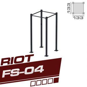 RIOT FS-04 SINGLE CUBE RIG