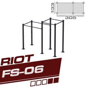 RIOT FS-06 SINGLE CUBE RIG