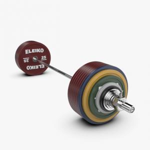 powerlifting tréningový set
