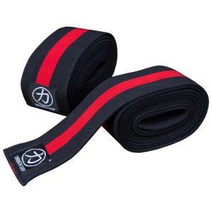 Bandáže na kolená Black/Red