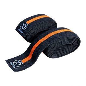 Bandáže na kolená Black/Orange