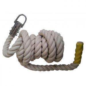 lano na šplhanie