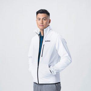 Mužská bunda Dynamic - white