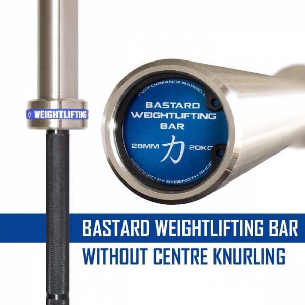 Bastard vzpieračská tyč