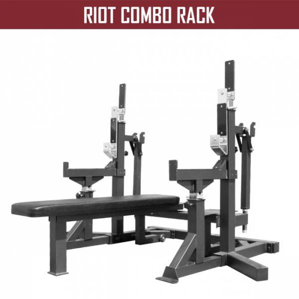 riot combo rack